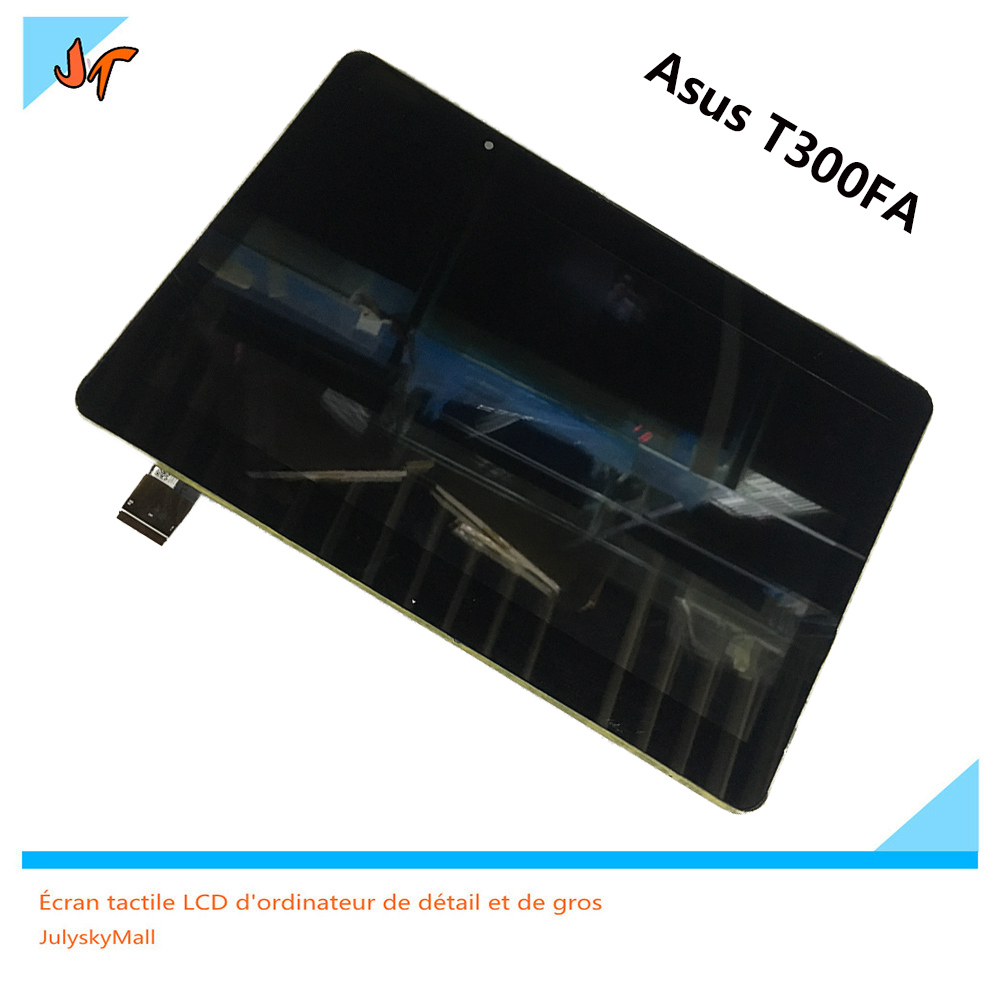 Suitable for 12.5-inch ASUS T300FA T300F framed LCD display with touch screen digitizer sensor full component 5680Q versionSuitable for 12.5-inch ASUS T300FA T300F framed LCD display with touch screen digitizer sensor full component 5680Q version