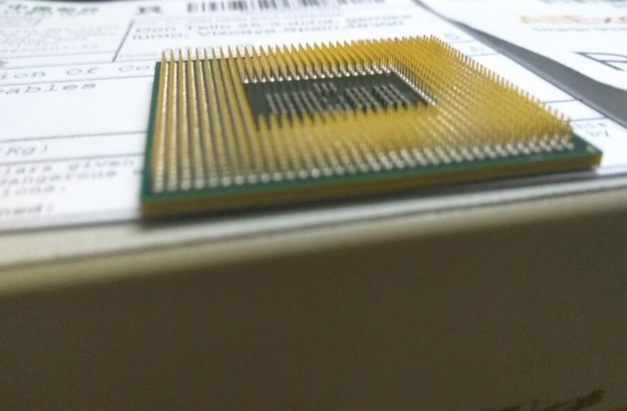Processeur intel core i5 3230 m 2.2 Ghz à 3.2 Ghz 3 M PGA988 SR0WY Turbo Boost PGA version officielle ordinateur portable cpu 35 W TDP ordinateur portable cpu - 2
