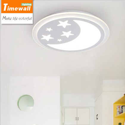 Children room lamps and bedroom ceiling lamps LED library simple modern girls room lamps wholesale