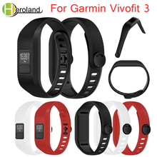 replacements bands For Garmin Vivofit 3 Soft Silicone Wrist Watch Band Strap Accessory Wristbands For Garmin Vivofit 3 band цены онлайн