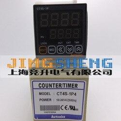 CT4S-1P4 (CT4S-1P 220 V) 100% Neue Original Echten Zähler Timer