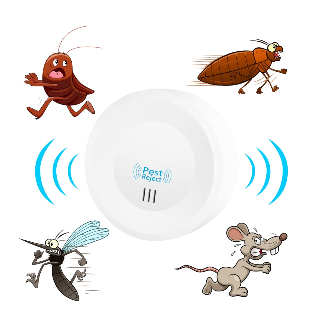 Timethinker Smart Home Insect Pest Reject Control Anti