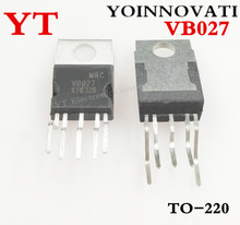 10pcs VB027 TO220 IC COIL DRIVER PAR 5PENTAWATTHV