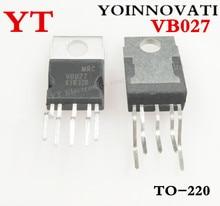 10pcs VB027 TO220 IC סליל נהג PAR 5PENTAWATTHV