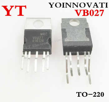 Free shipping 10pcs VB027 TO220 IC COIL DRIVER PAR 5PENTAWATTHV - DISCOUNT ITEM  21% OFF All Category