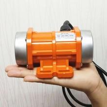 Мини вибрационные двигатели 15 Вт-250 Вт AC110V, AC220V, AC380V для стиральной машины для вибрационного экрана