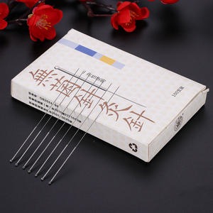 Image 5 - 100pcs Acupuncture Needle Disposable Sterile Chinese Acupuncture Needles Therapy Face Multi Size
