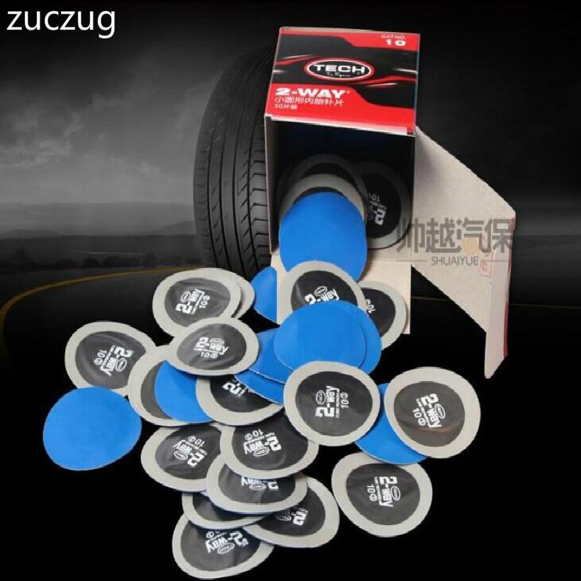 diameter 35mm tubeless tire repair car bike motorcycle tools film with strong glue 50pcs lot. Black Bedroom Furniture Sets. Home Design Ideas