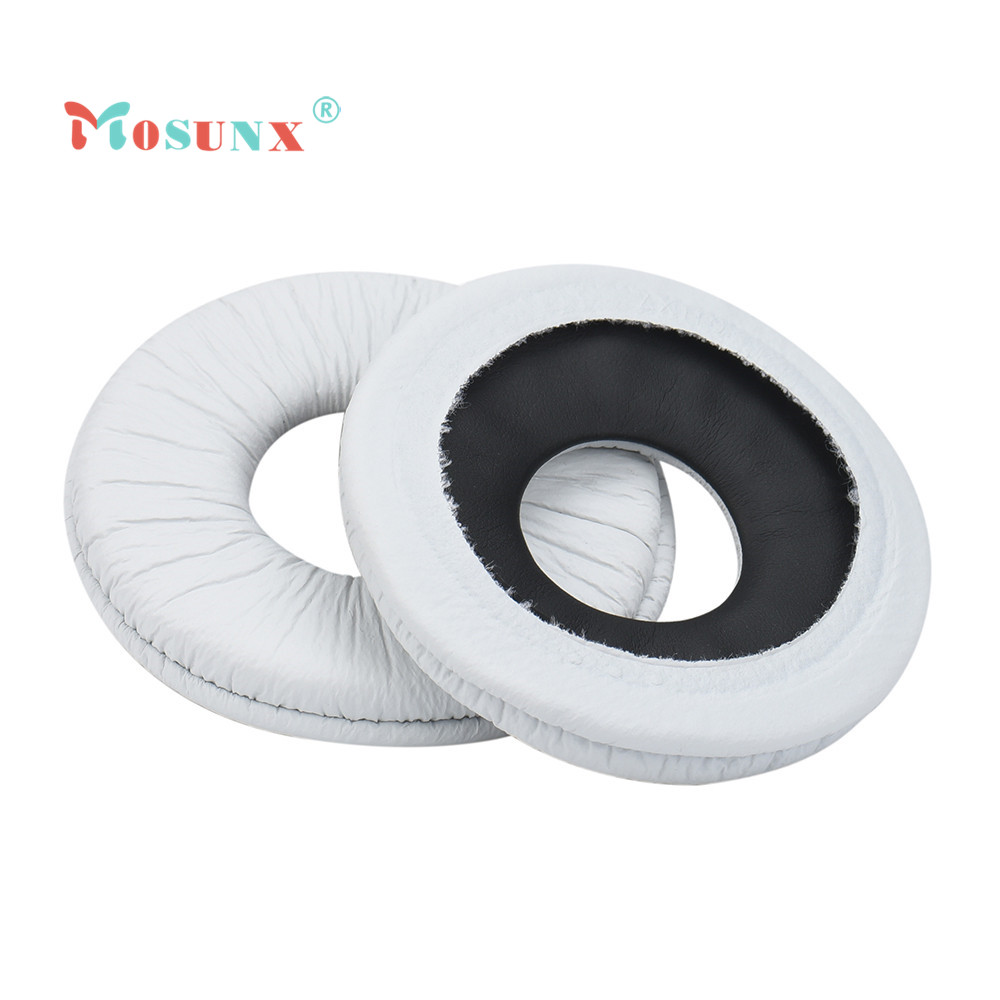 Ear Pads 1 Pair Replacement Ear Pads for Sony MDR-V150 V250 V300 V100 Headphone 0111 drop shipping mosunx цены онлайн