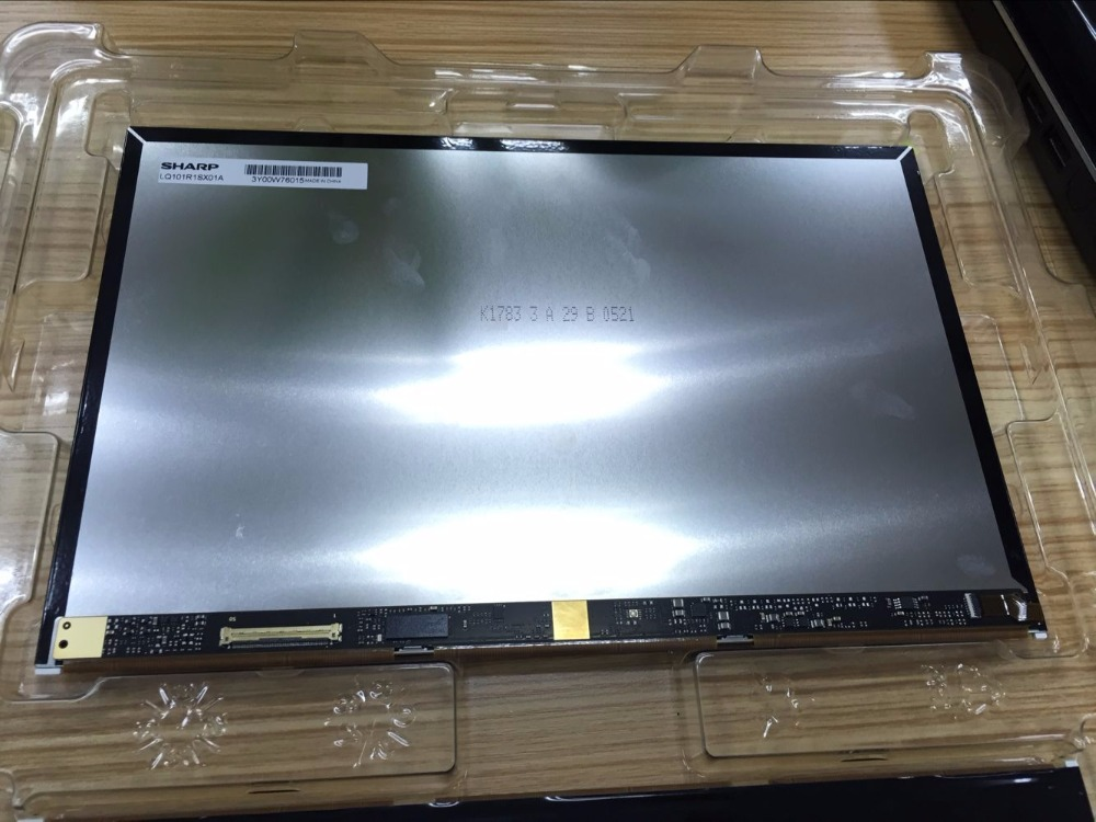 free shipping original new 10.1 inch new A regulation LQ101R1SX01A LCD screen original free shippat056tn52 v 3 innolux lcd screen 5 6 inch 4 3 original properties of the new regulation a digital screen