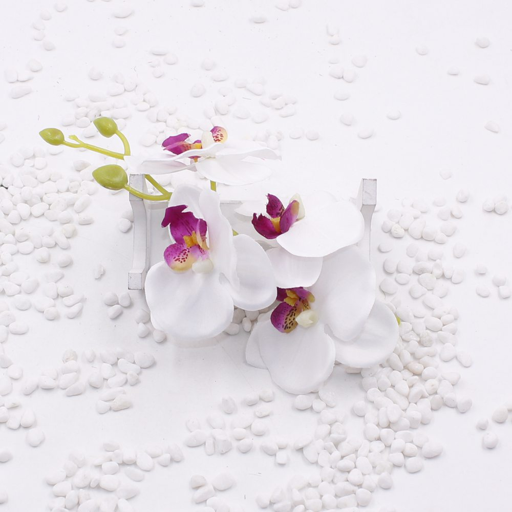 1pcs/lot Wedding Phalaenopsis Butterfly Moth Orchid Fake Orchids ...
