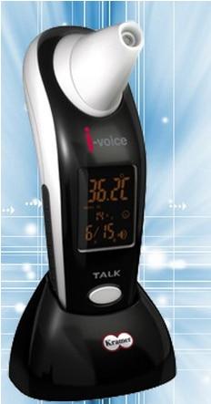 Kramer I Voice Talking Forehead Ear Infrared Thermometer Thermometer Design Thermometer Ledthermometer Aliexpress Termómetro infrarrojo digital sin contacto. kramer i voice talking forehead ear