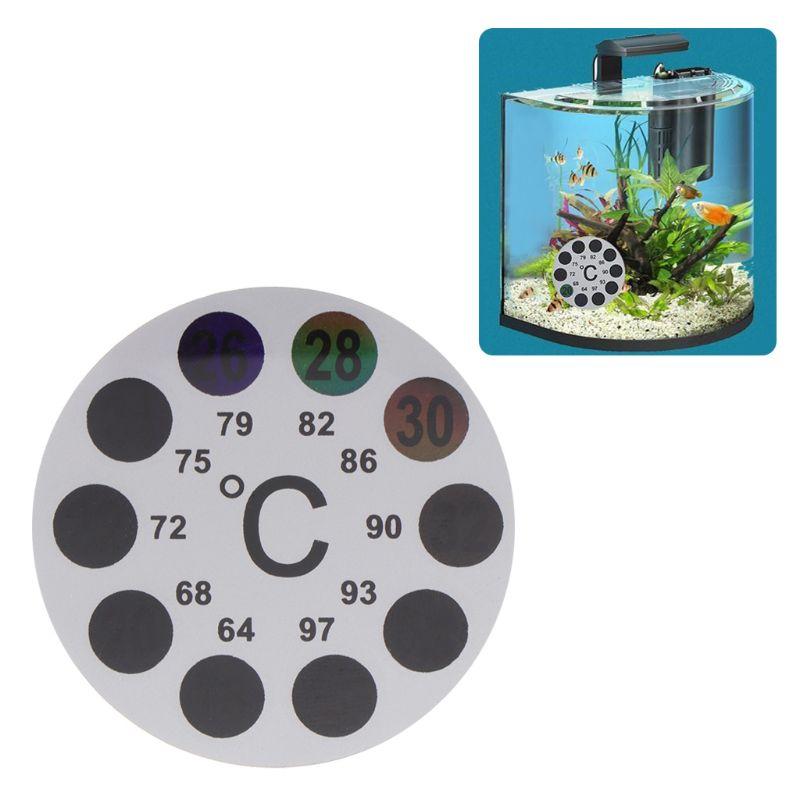 Creative Precision Aquarium Thermometer Twin Pack Fish & Aquariums