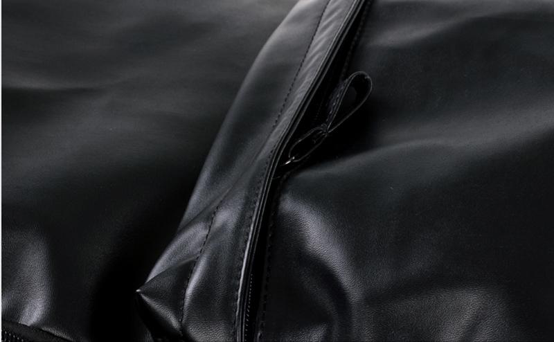 Women BTS Backpack Luminous PU Leather Female Backpacks Waterproof Boys Girls School Bags Teenager Schoolbag Mochila BP0172 (11)