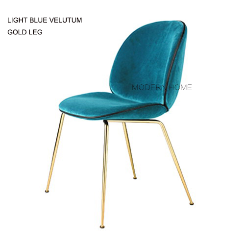 Phenomenal Modern Design Loft Simple Upholstered Dining Side Chair Soft Cover Padded Modern Home Furniture Leisure Computer Office Chair In Dining Chairs From Forskolin Free Trial Chair Design Images Forskolin Free Trialorg