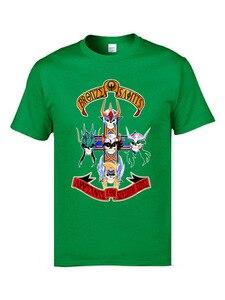 Image 5 - 聖闘士星矢一騎当千干支tシャツおかしい日本アニメマンガ原宿コミックtシャツ 3Dプリントデザイナーメンズtシャツ