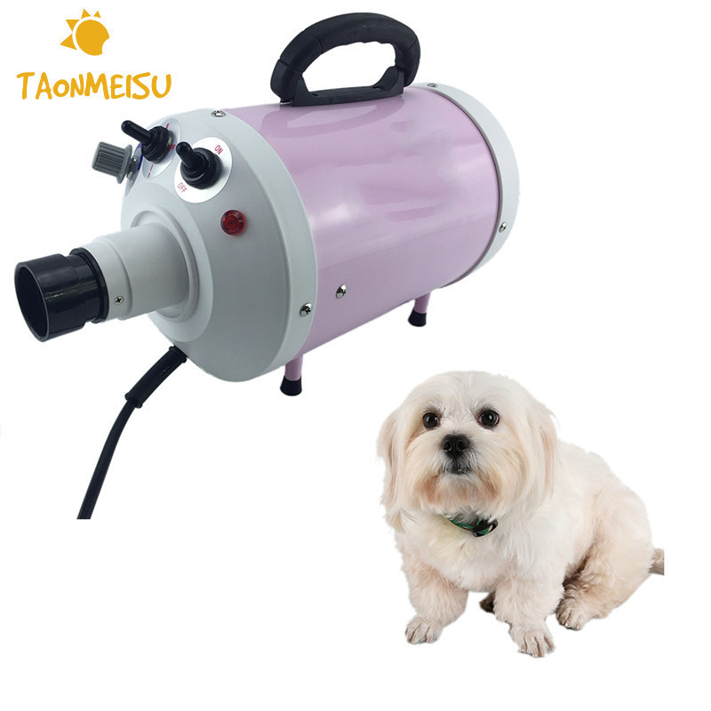 New arrival 2000W 2800W 110V/220V Light Weight Portable Dog Grooming Dryer Cheap Pet Hair Dryer Blower EU/US/UK for dropshipping
