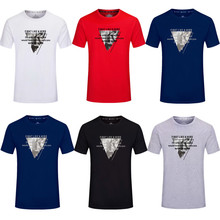 Lidong New Men Running T-shirt, Racing Jerseys Quick Dry Short Sleeve Breathable Gym Shirts, Exercise Outdoor Exercise 7357