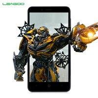 LEAGOO KIICAA GÜÇ 3G Smartphone 5.0 inç Android 7.0 MTK6580A Quad çekirdek RAM 2 GB ROM 16 GB 4000 mAh Çift Arka Kamera Cep Telefonu
