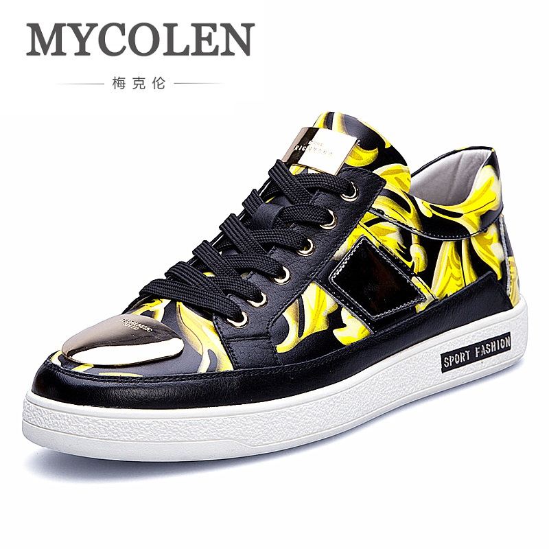 MYCOLEN 2018 Hot Sale Fashion Casual Shoes For Men High Quality Breathable Lightweight Lace-Up Male Shoes Tenis Branco Masculino heinrich hot spring autumn high quality men casual shoes fashion brand soft breathable lace up male shoes sapato masculino