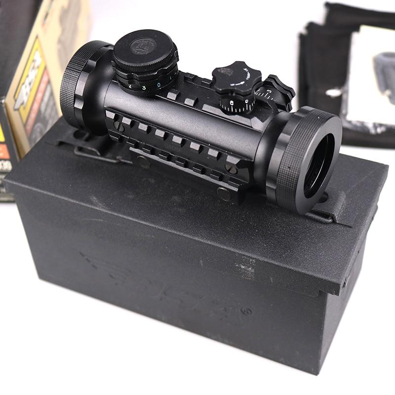 Lunette de visée à point rouge BSA lunettes de chasse air trijicon pistolets airsoft portée tactique glock