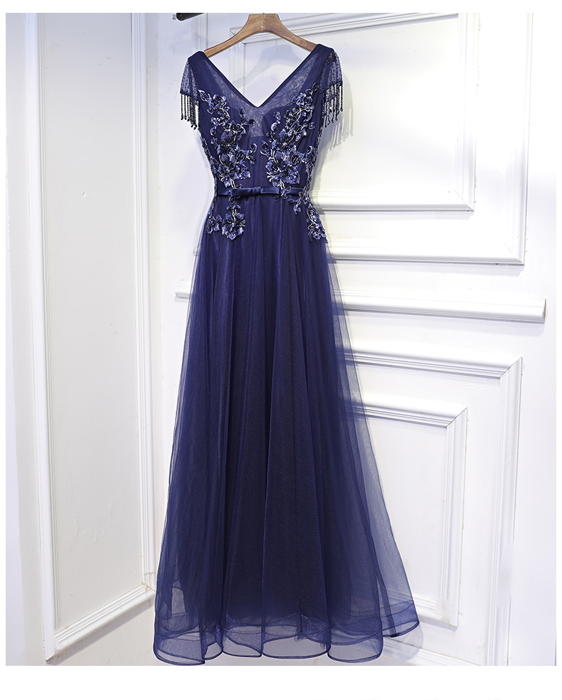 Cheap Price Mother Of The Bride Dresses 2017 Navy Blue