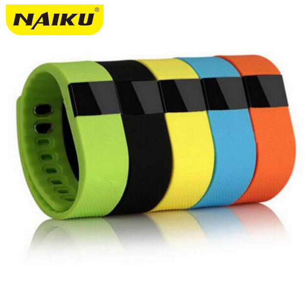 TW64 Fitness Tracker Bluetooth Smart bracelet Sport Bracelet Smart Band Wristband Pedometer For iPhone IOS Android PK Fitbit
