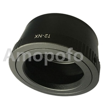Amopofo T2-NX Adapter,T2 T Lens to Samsung NX mount adapter NX100 NX200 NX1000 digital camera