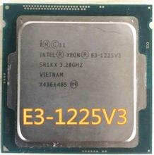 Intel Xeon E3-1225 v3 E3 1225v3 E3 1225 v3 3,2 GHz Quad-Core Quad-Hilo de CPU Processor84W LGA 1150