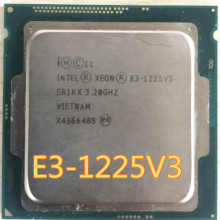 Intel Xeon E3-1225 v3 E3 1225v3 E3 1225 v3 3,2 GHz Quad-Core Quad-gwint CPU Processor84W LGA 1150