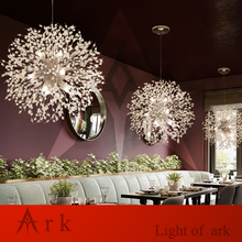 цены ARK LIGHT 1pcs led Loft Industrial Vintage colorful iron TEAPOT Personalized Bar Lighting pendant lamp for coffee house