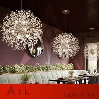 ARK LIGHT 1pcs Led Loft Industrial Vintage Colorful Iron TEAPOT Personalized Bar Lighting Pendant Lamp For