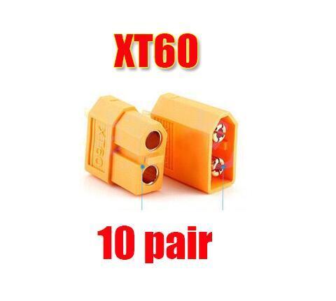 10 pair XT60