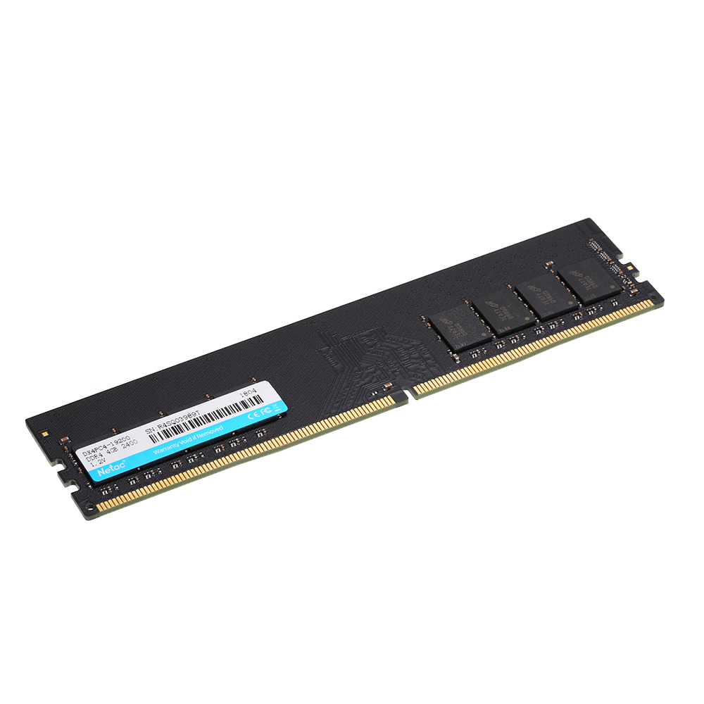 Netac DDR4 RAM Memory 4GB/8GB 2400MHz MT/s 1.2V PC4-19200 UDIMM 288-pin ddr4 memoria ram ...