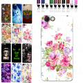 Fashion beautiful retro flower Back Cover For Prestigio Muze D3 PSP3530DUO E3 PSP3531DUO F3 PSP3532DUO A7 PSP7530DUO Phone Case