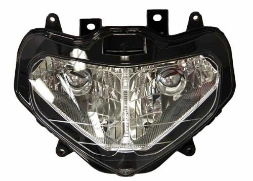 Motorcycle Front Headlight For SUZUKI GSX-R1000 2001-2002 GSXR 1000 GSXR1000 K1 Head Light Lamp Assembly Headlamp Lighting Parts