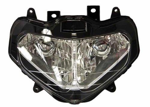 Motorcycle Front Headlight For SUZUKI GSX R1000 2001 2002 GSXR 1000 GSXR1000 K1 Head Light Lamp Assembly Headlamp Lighting Parts