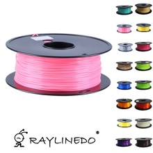 Pink Color 1Kilo/2.2Lb Quality PLA 3.00mm 3D Printer Filament 3D Printing Pen Materials