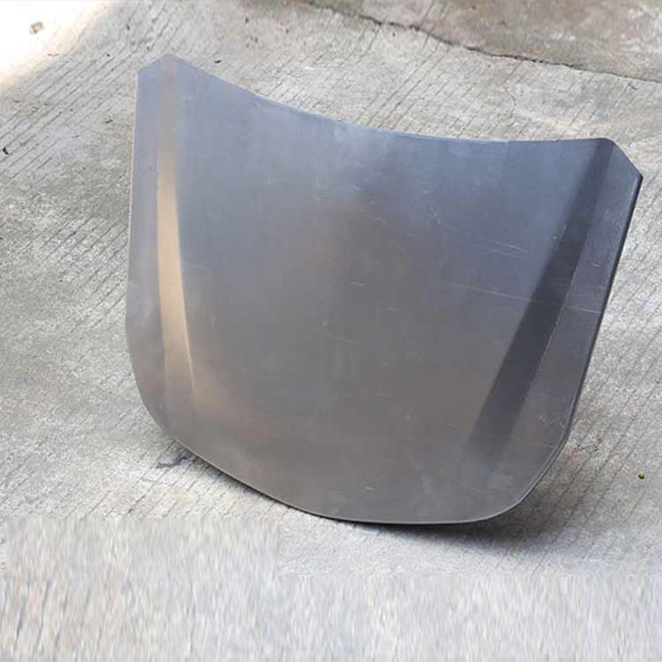 55*41cm Metal Car Speed Shape Silver Car Bonnet Painted Hood For Vehicle Glass Coating Display MO 179E 5pcs/Lot Free Shipping-in Car Stickers from Automobiles & Motorcycles