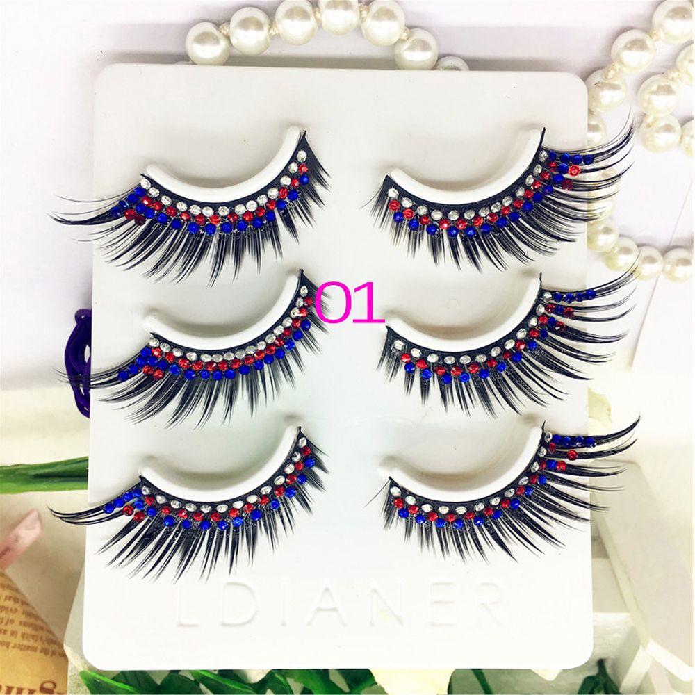 a690c78fec5 1 Set eye lashes