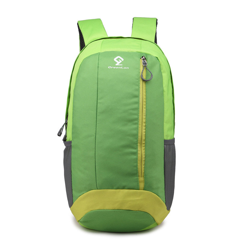 Candy Color Women Men's Small Backpacks Kids School Bag Waterproof Nylon Travel Rucksack Teenage Girls Boys Mochila 20L XA516YL