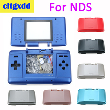 cltgxdd Full Replacement Housing Case Cover Shell Kit For Nintendo DS For N DS Console Game Machine Shell Accessories цена и фото