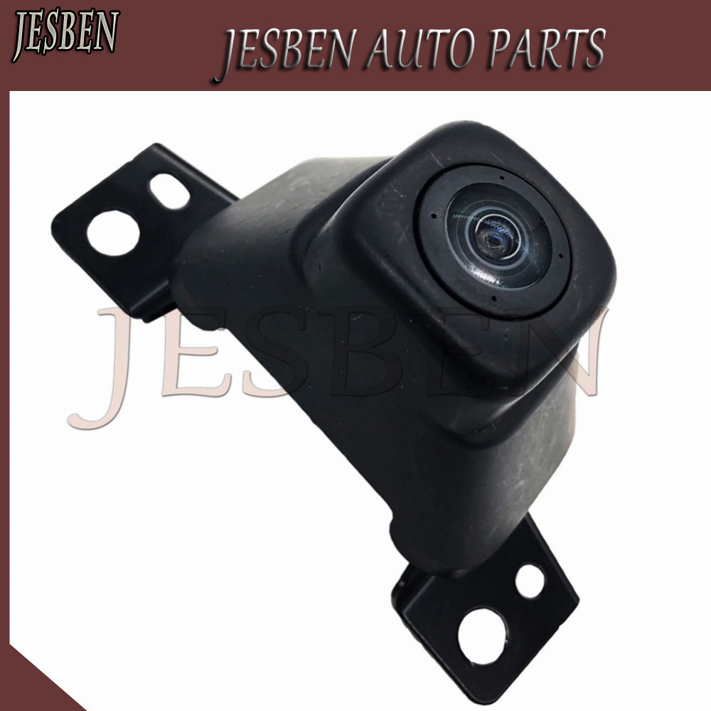 JESBEN New Manufactured 86790 42070 Front View Grill Pedestrian Vehicle Camera fit For Toyota RAV4 2015