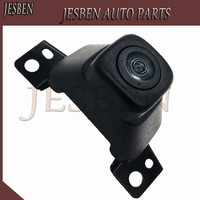 JESBEN New Manufactured 86790 42070 Front View Grill Pedestrian Vehicle Camera fit For Toyota RAV4 2015 2017 2.5L 8679042070