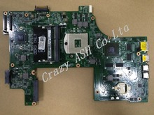 Free shipping for dell Laptop Motherboard dav03amb8e1 REV E Inspiron 17R N7110 Notebook PC 037F3F mainboard