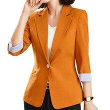 Blazer curto feminino com botão, cores lindas • Blazer curto feminino