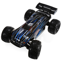 Promtion ! JLB Racing RC Cars 1:10 4WD RC Brushless Off Road Truck 80km/H 2.4GHz Splashproof Anti Shock Wheelie Function Toy