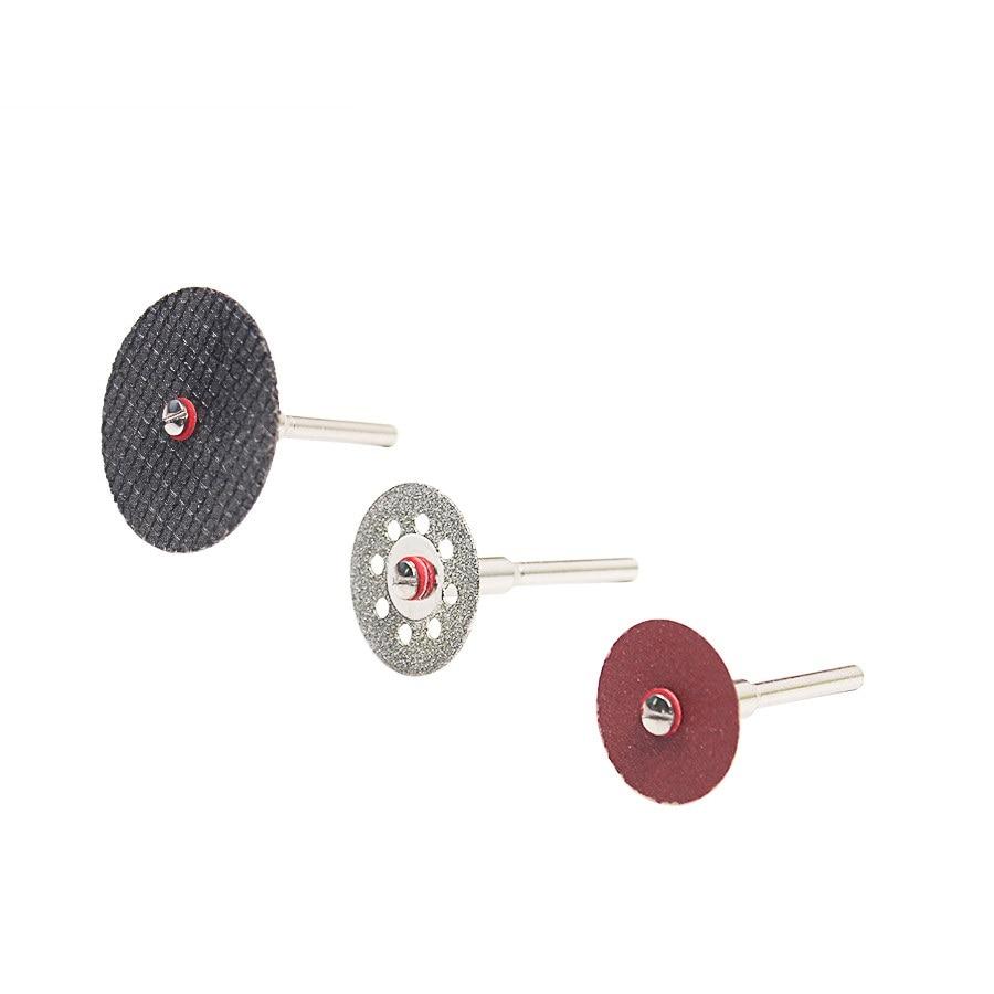 Disco abrasivo Mola circolare Sega circolare Taglio di diamanti - Utensili abrasivi - Fotografia 4