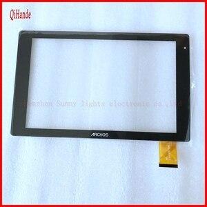 10 шт./лот 10,1-дюймовый планшетный ПК почерк экран для ARCHOS 101b кислородный сенсорный экран дигитайзер сенсор HXD-1076-V3.0 HXD-1076-V4