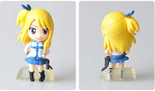 Fairy Tail Gray Lucy Action Doll Toys
